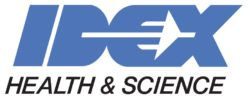 IDEX Heath & Science Logo